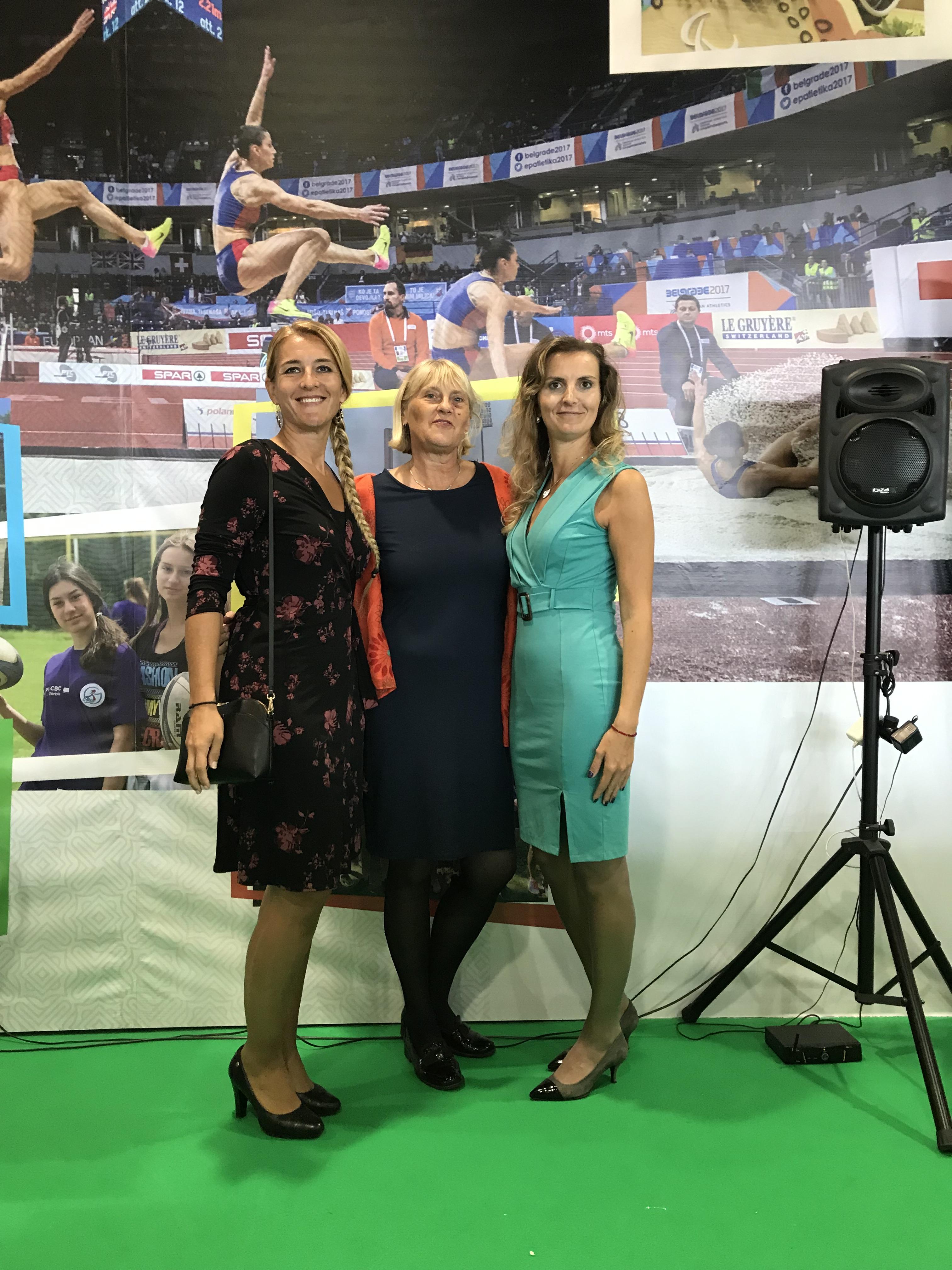 Žene u sportu