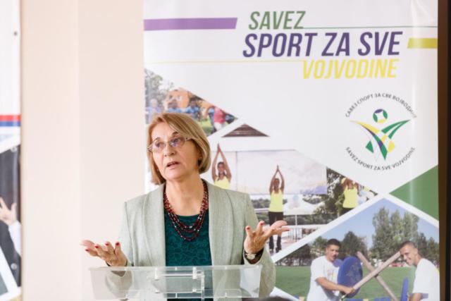 Marko Adamović i Mane Mirković članovi upravnog odbora Saveza sport za sve Vojvodine